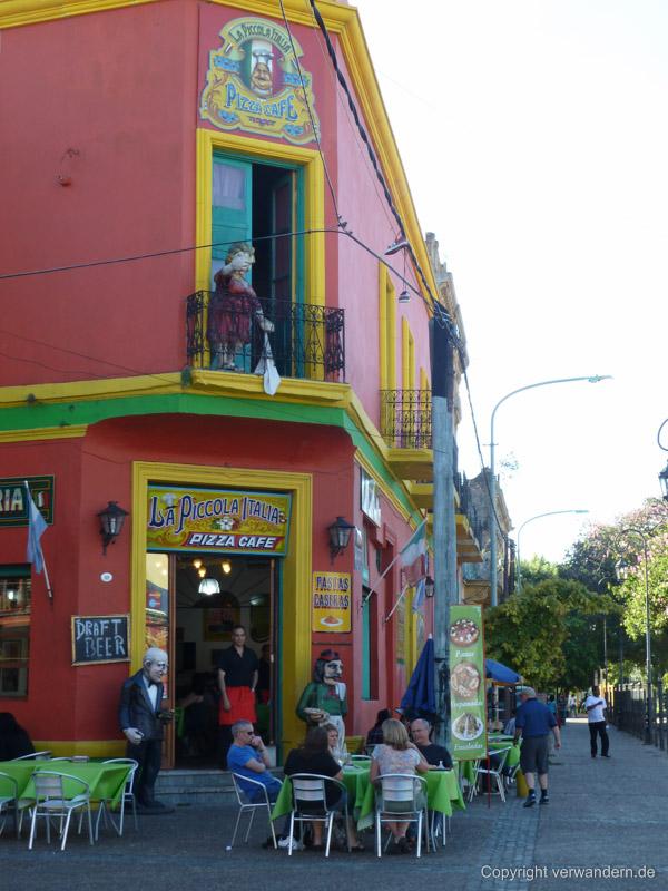 Abflug Buenos Aires